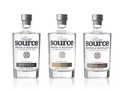 Uisge source - Water of Scotland
