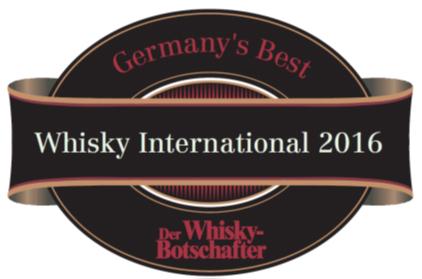 Best Whisky International 2016