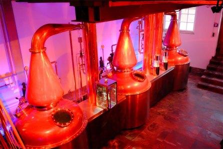 Scheibel Mühle Brennblasen