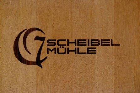 Scheibel Mühle Logo