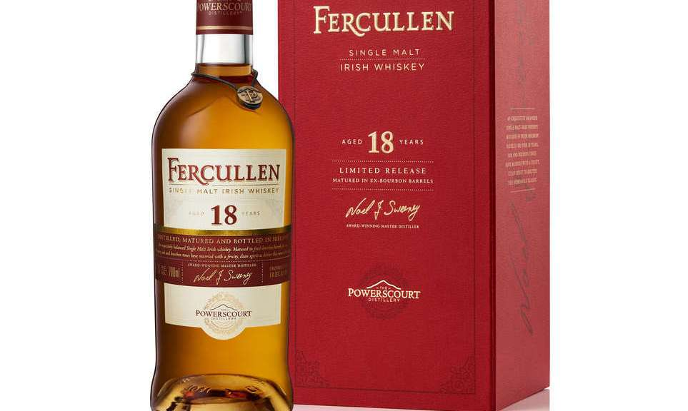 Fercullen 18 Jahre Irish Whiskey