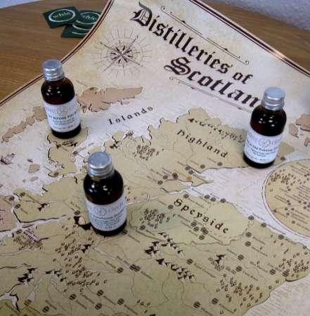 Distilleries of Scotland whic