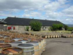 Glenmorangie Barriques and Warehouse