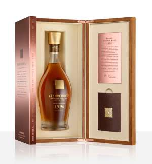 Glenmorangie Grand Vintage 96 Box open