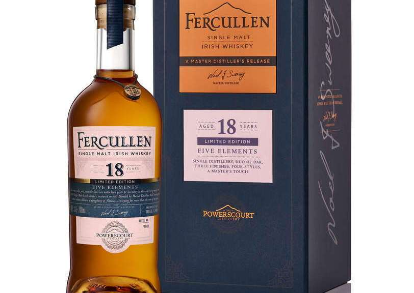 Fercullen Five Elements 18 Jahre - Irish Whiskeys