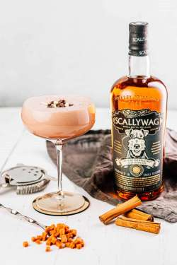 Scallywag Fur-Ever Yours Cocktail