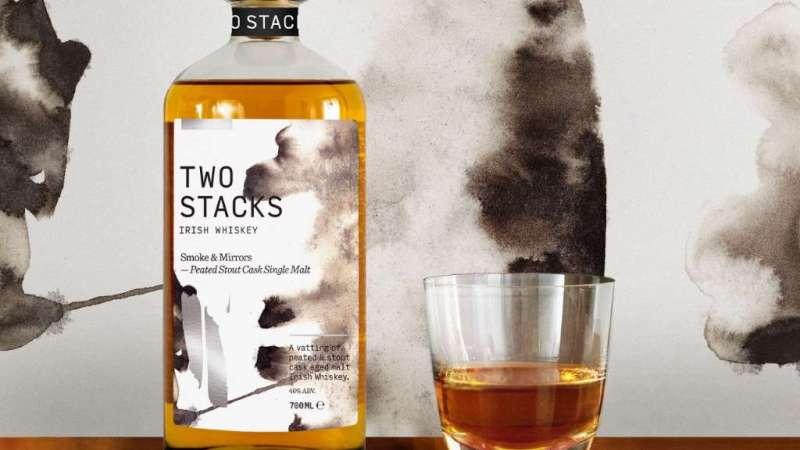 Two Stacks Smoke & Mirrors
