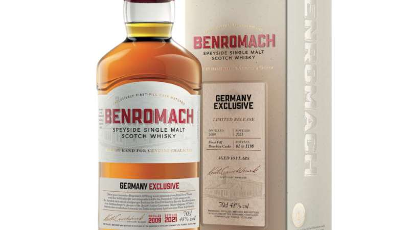 Benromach Germany Exclusive