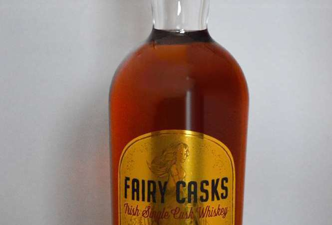 Fairy Cask Irish Blended Whiskey Port Cask Finish