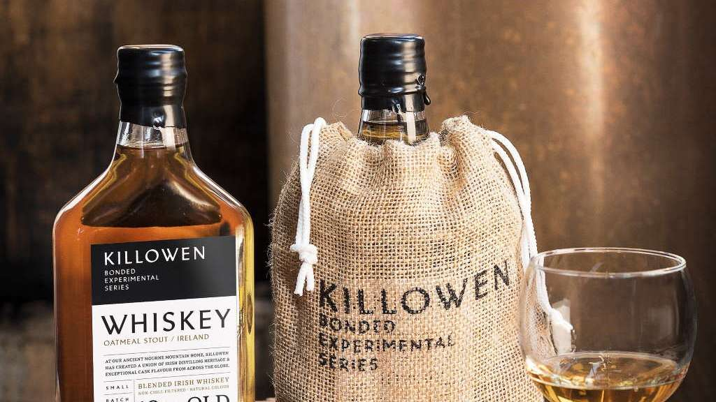 Killowen Imperial Oatmeal Stout Cask