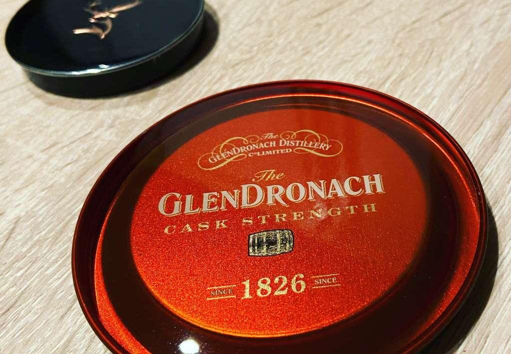 The Glendronach Cask Strength