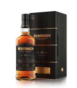 Benromach 40 yo