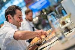 Kochen mit Ali Güngörmüs auf der Food&life