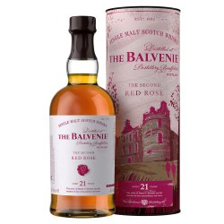 The Balvenie Stories Second Red Rose