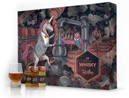 Tastillery Whisky-Adventskalender 2021