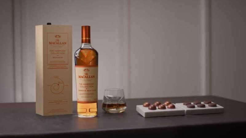 The Macallan Harmony Collection Rich Cacao Pairing Chocolate