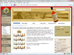 Screenshot WHISKYBASE