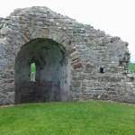 Wikinger Kirche auf Orkney