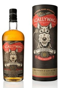 The new Scallywag Cask Strength [D.Laing] – Review