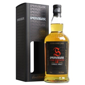A Duo of Springbank 12 Cask Strength