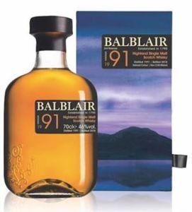 Balblair vintage 1991 (3rd edition)