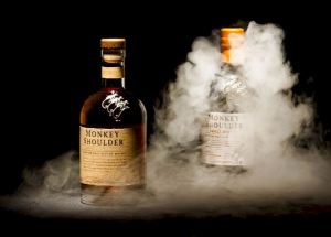 A smokey version of Monkey Shoulder? Smokey Monkey…