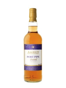 Amrut Port Pipe Peated LMDW Cask # 2713