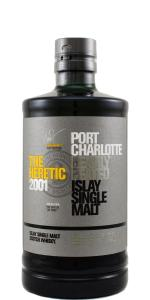 Port Charlotte 2001 'The Heretic'  – review