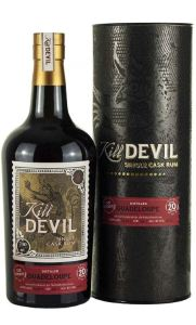 Kill Devil Bellevue Rum 20 yo 1998/2019 {TWB exclusive}