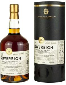 Blended Scotch 45 Year Old 1973 Sovereign Exclusive {TWB}