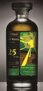 Glen Keith 1993 {Goren's Whisky}