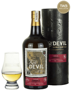 Hampden 11 Year Old 2007 Kill Devil Exclusive {TWB}