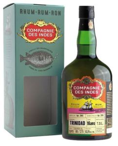 Compagnie Des Indes Trinidad 16 yo single cask