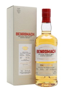 Benromach 201010 Year Old Exclusive To The Whisky Exchange (cask 390)