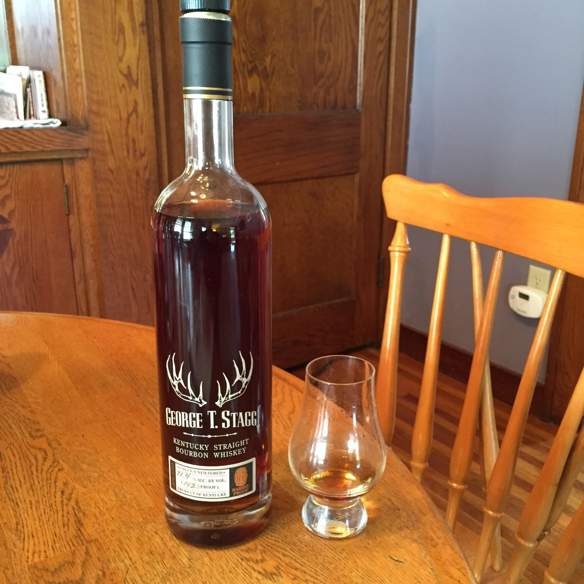 2012 George T. Stagg Review