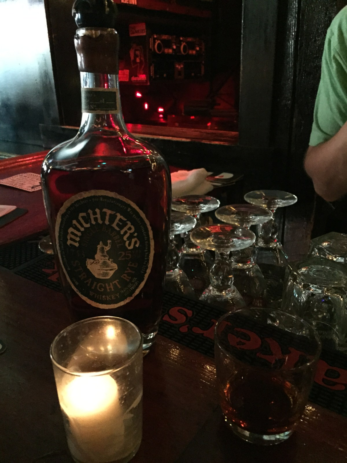 Michter's 25 Rye Review