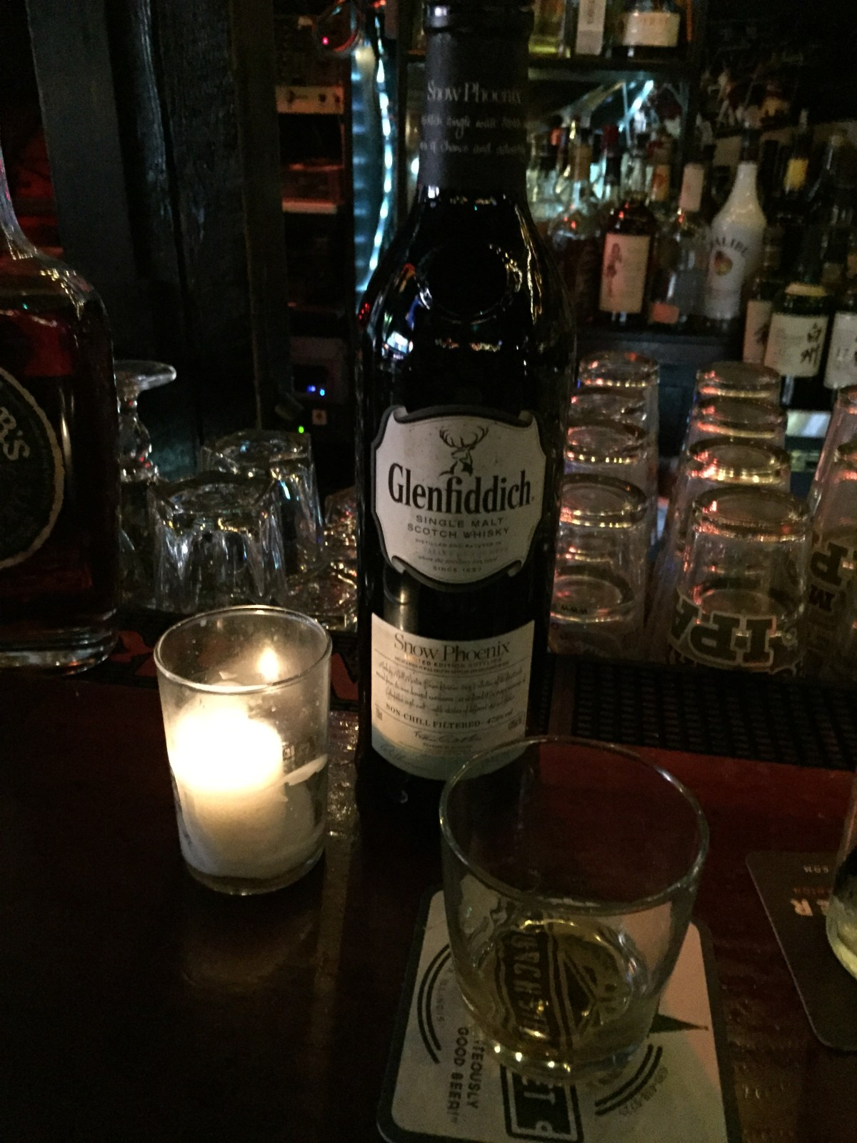 Glenfiddich Snow Phoenix Review