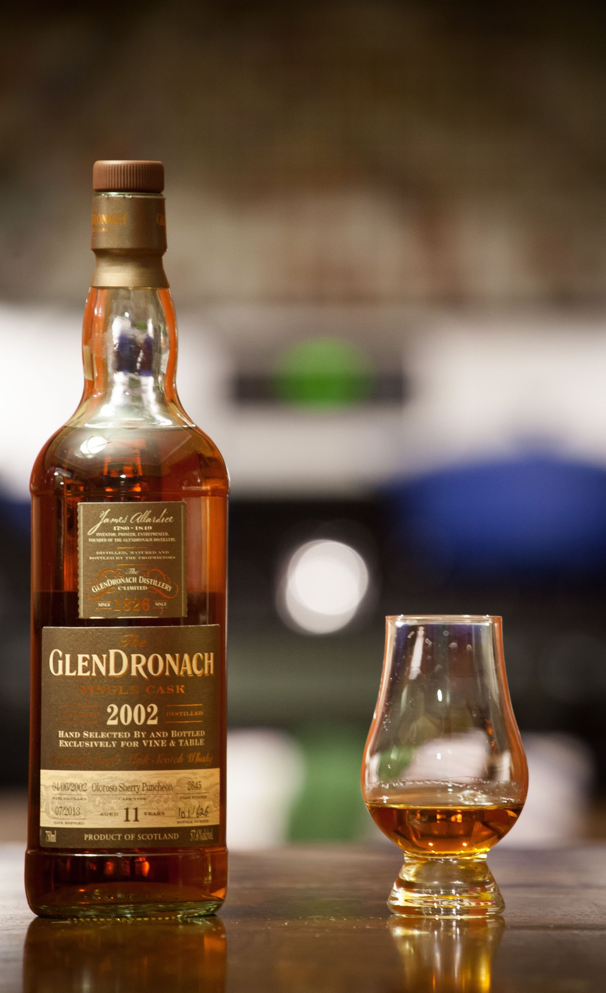 Glendronach Single Cask 2002 11 Year (Cask #2645) Review