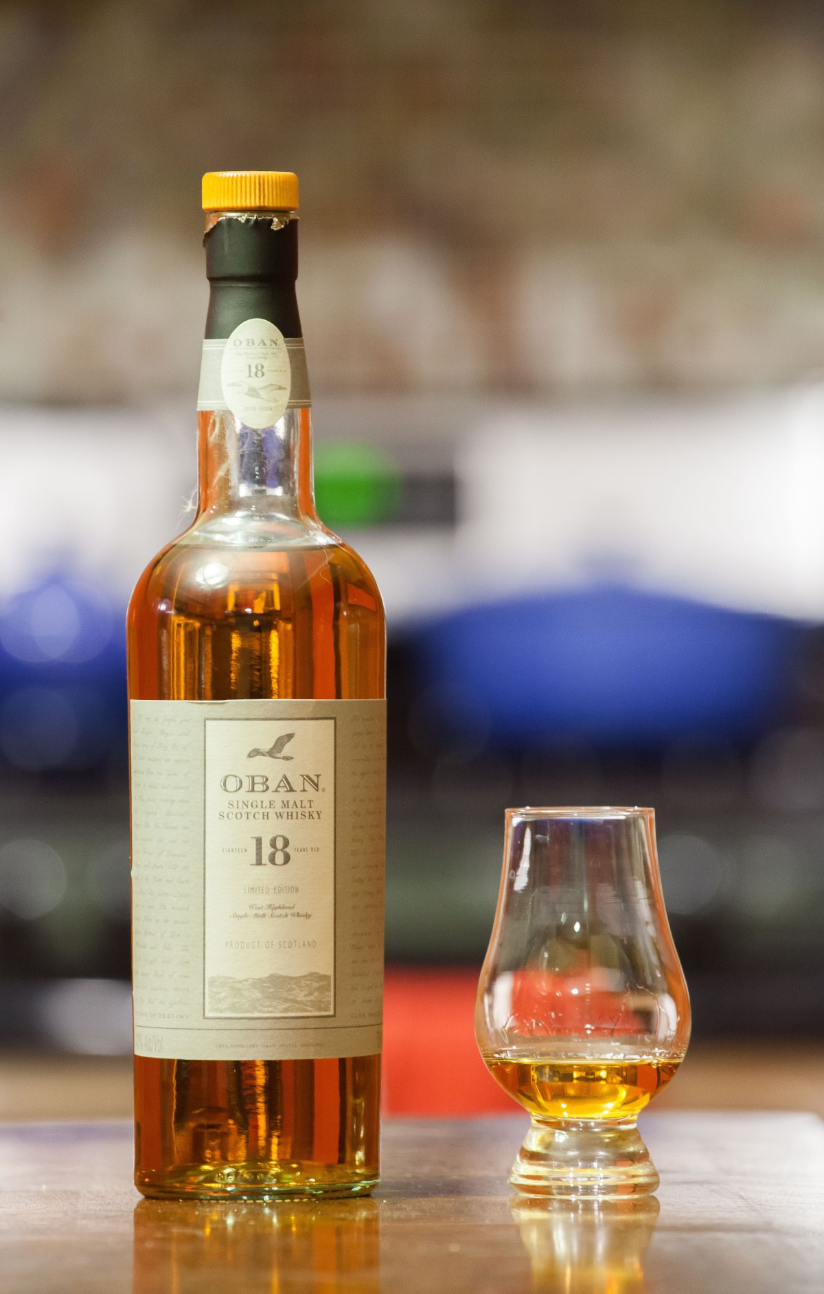 Oban 18 Review