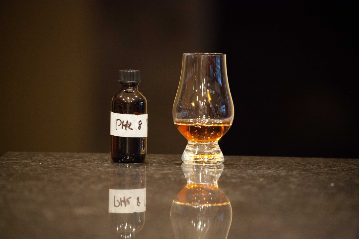 PHC 8 (126.8 Proof) Review