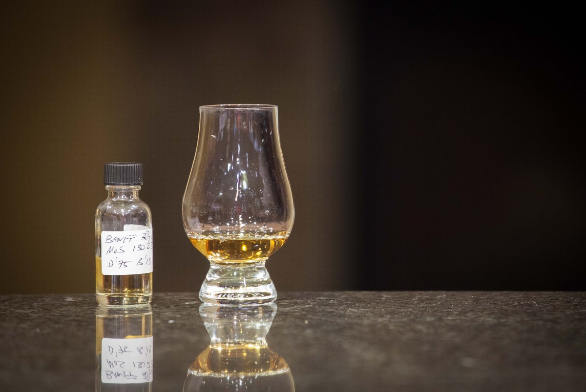 Banff 38 (Malts of Scotland 1975/2013 42.9%) Review