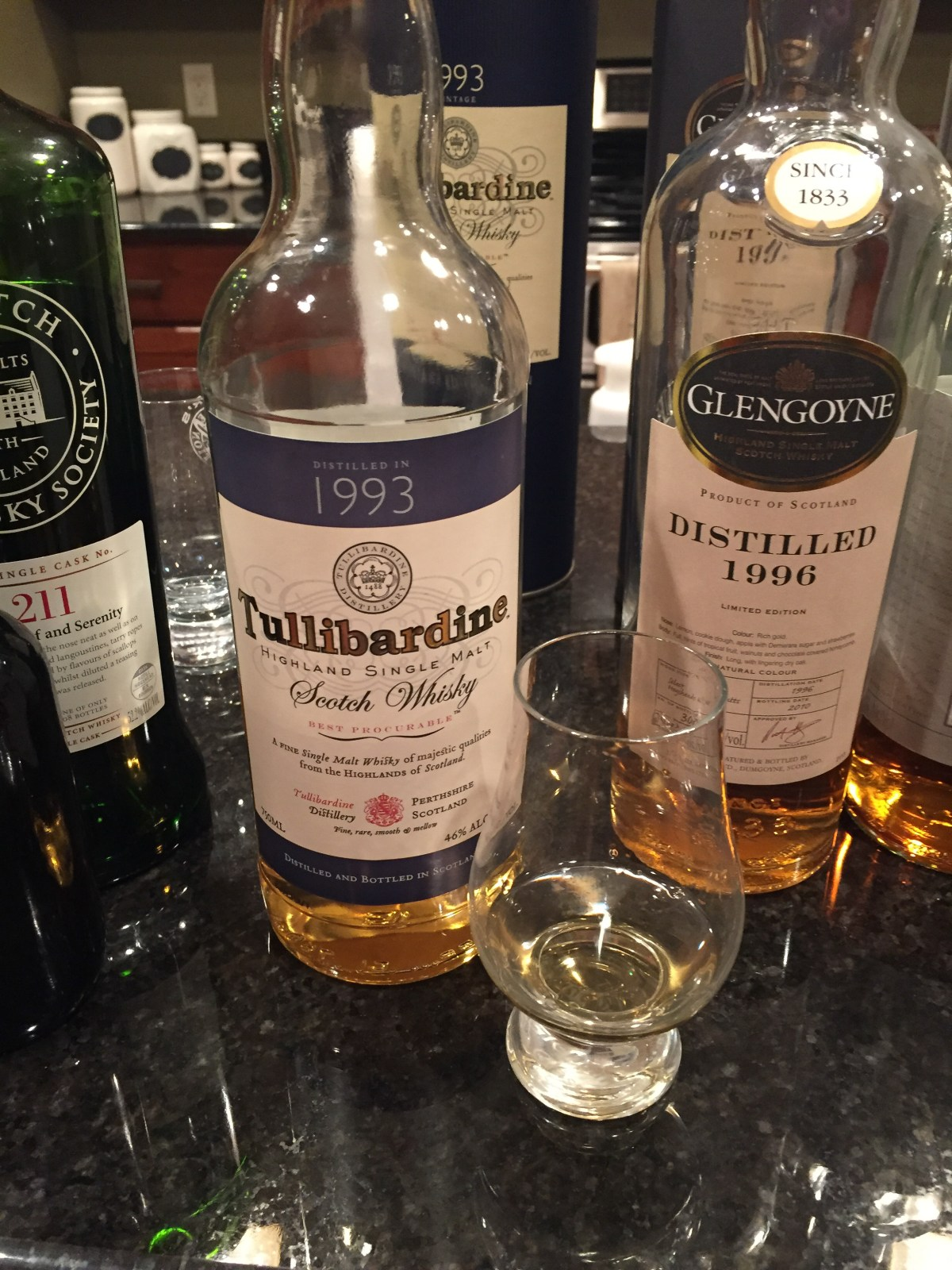 Tullibardine 1993 Vintage Review