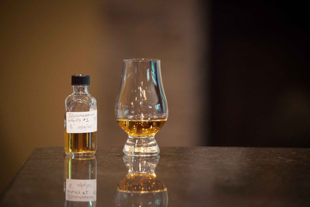 Bruichladdich Inifinity 1st Edition Review