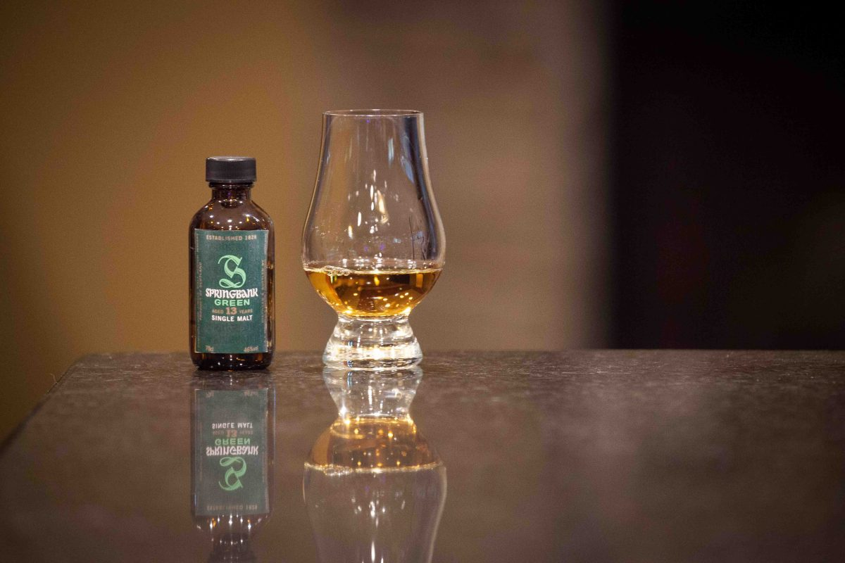 Springbank 13 Green Review