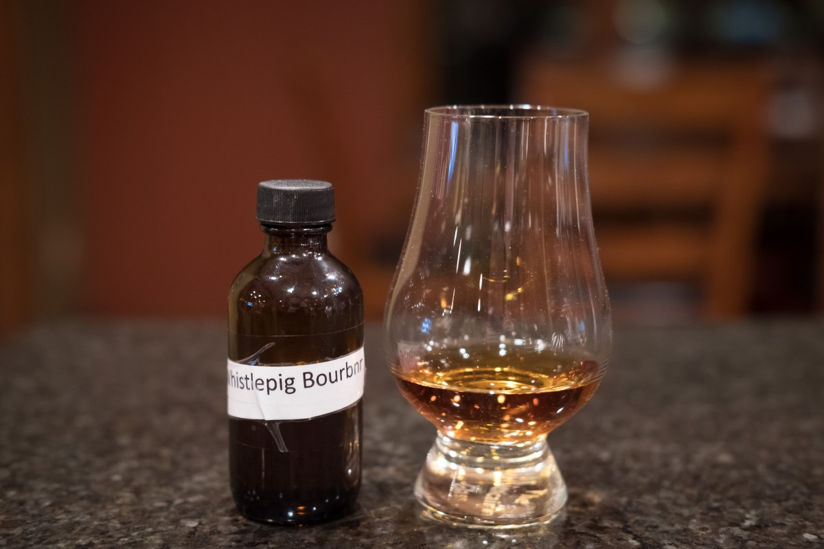 Whistlepig 10 Year Rye Single Barrel (Broudy's Bourbonr Selection) Review
