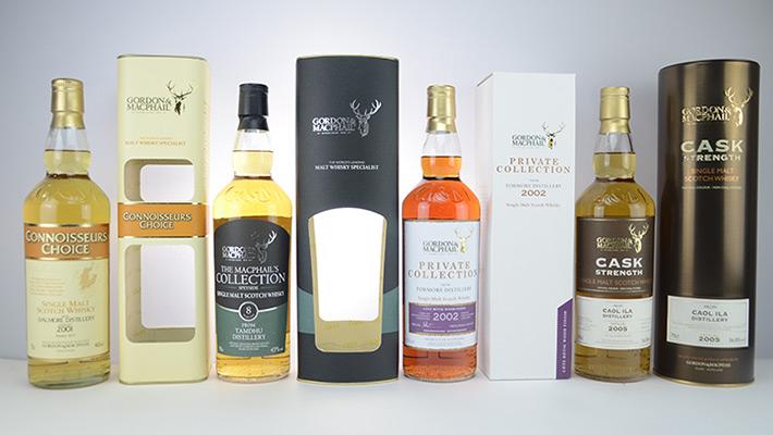 Exklusive Gordon & MacPhail Abfüllungen auf der Whisky Fair Limburg