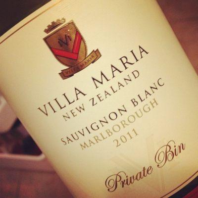 Wine Wednesday: Villa Marie Estate Sauvignon Blanc