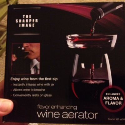 Wine Aerator {Giveaway}