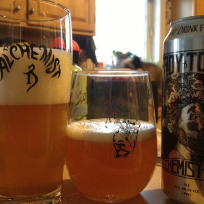 A little Heady Topper goes a long way {Thirsty Thursday}