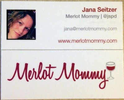 What to include on your BlogHer business cards